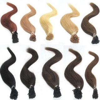 25 extensions à froid ITIP Indien 1 gr 55 cm Remy Hair