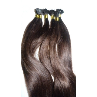 25 extensions à froid ITIP Virgin Russe 1 gr 55 cm Remy Hair