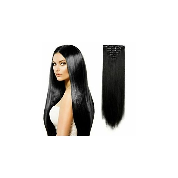 KIT CLIPS LISSE REMY 75-78 CM LONG